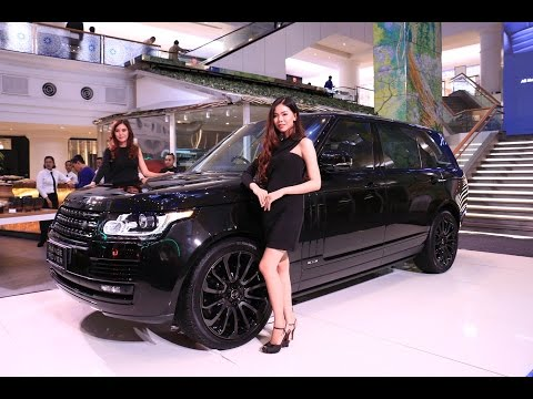 First Impression All New Range Rover 3.0 Autobiography LWB 2016 | Carbay.co.id