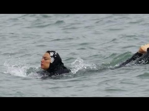 Burkini ban imposed in several French cities