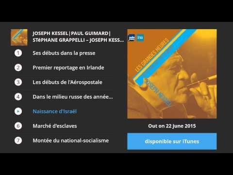 Vidéo de Joseph Kessel