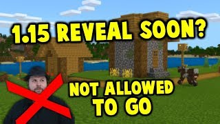 Minecraft 1.15 Big Announcement & 10 Year Event Excludes Notch?