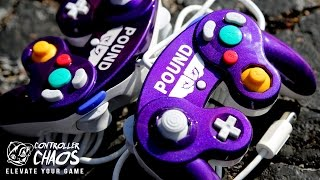 Pound 2016 | Custom Gamecube Controllers | Controller Chaos