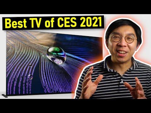 External Review Video pCFMCd-lD6c for Panasonic JZ2000 OLED 4K TV