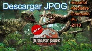 Descargar Jurassic Park: Operation Genesis [PC][MEDIAFIRE] [ESPAÑOL] [COMPLETO] [2018]