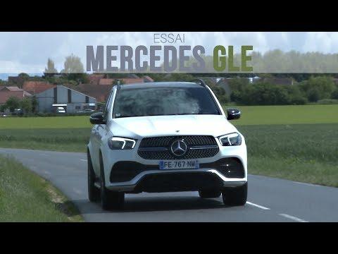 Mercedes-benz GLE - GLE 450 367ch+22ch EQ Boost AMG Line 4Matic 9G-Tronic