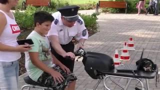 Közlekedésbiztonsági nap Tiszalökön