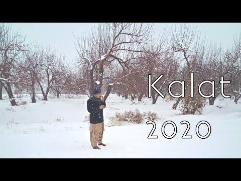 Kalat Snow Fall 2020