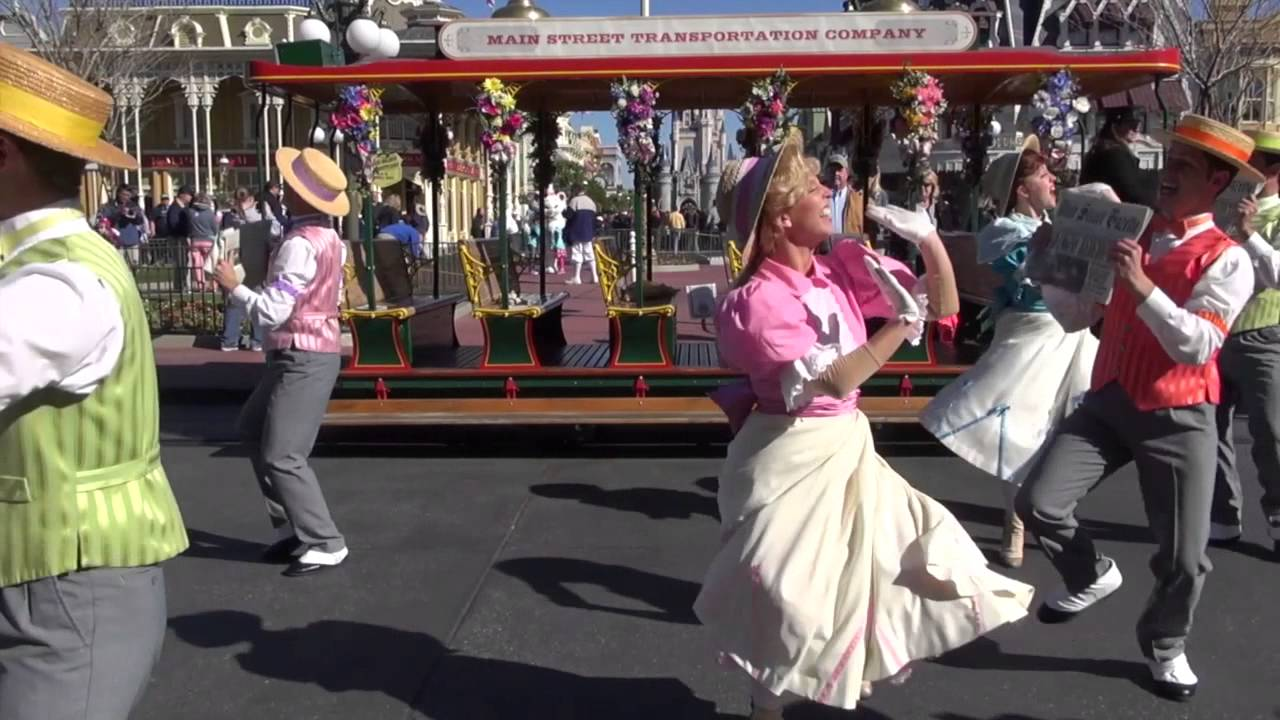 Limited Time Magic - Spring Trolley Show