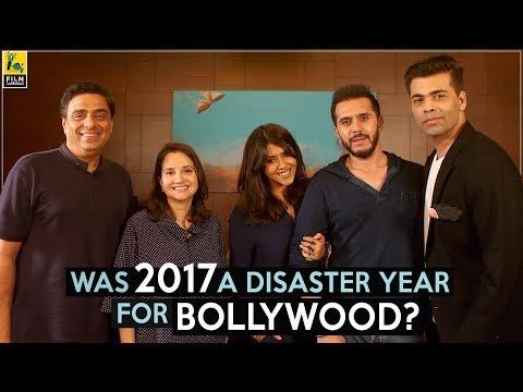 Was 2017 Bollywood's Disaster Year? | Karan Johar, Ekta Kapoor, Ronnie Screwvala, Ritesh Sidhwani