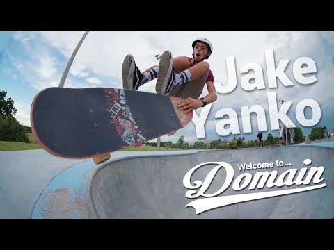 Jake Yanko - Welcome to Domain