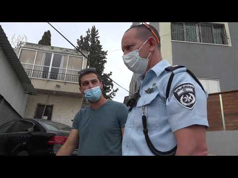 צפו: המשטרה פשטה על המוסכים וקנסה בכ-400,000 ש''ח