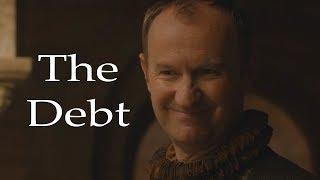GoT S8 Prediction - The Iron Bank Debt