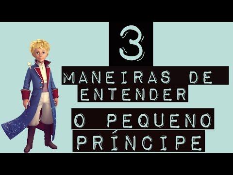 Resenha |  3 maneiras de entender O Pequeno Príncipe