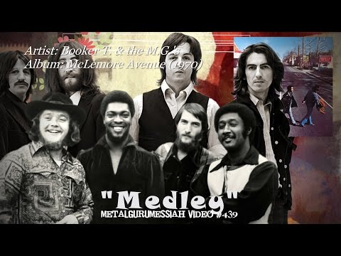 Medley (1st) - Booker T. & The M.G.s (1970) HD FLAC Mp3