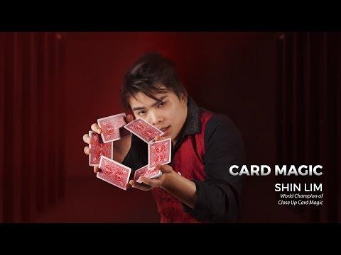 Shin Lim Teaching Card Magic (Full Project)