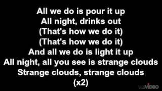 B.o.B Strange Clouds ft Lil Wayne (Official Music Video)