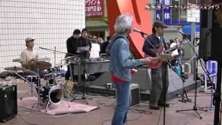 馬車道ショートパフォーマンスライブ 2011年4月30日