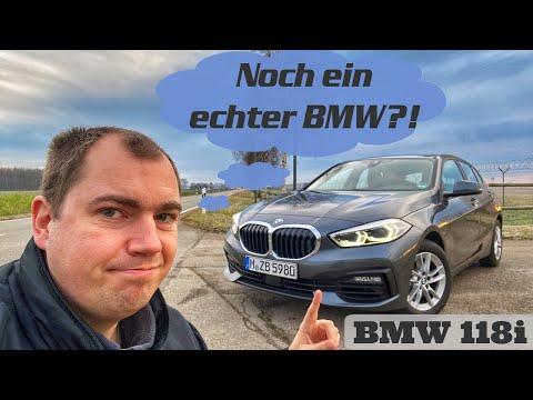 Noch ein echter BMW ?! - Der neue BMW 118i im Test / Review / Fahrbericht