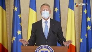 AlegeriLocale2020/ Iohannis: Victoria aparţine, în primul rând, democraţiei româneşti; totodată, a fost şi o victorie a dreptei