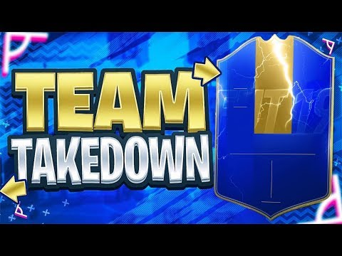 95 RATED TOTS IN A PACK! TOTS DUMFRIES TEAM TAKEDOWN VS CAPGUNTOM! #FIFA19 ULTIMATE TEAM