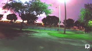 FPV Free Style Night flight with new FPV friends