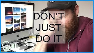 Do's and don'ts of photography. You HAVE to watch this!