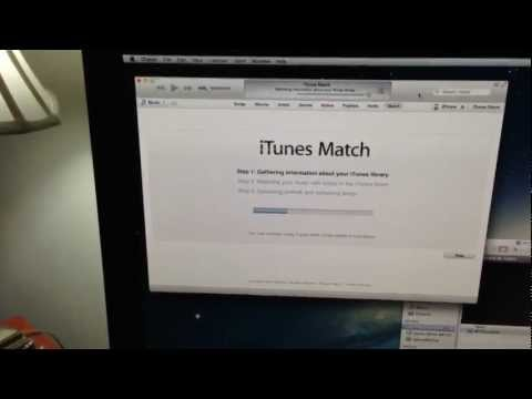 iTunes Match with iCloud – Review – Part 1