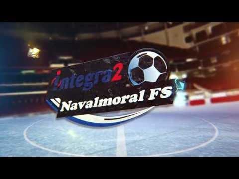 J.21º, Integra2 Navalmoral FS - Ciudad de Móstoles (Madrid). Temp. 17-18