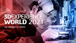 3DEXPERIENCE World 2021 - General Session Dzień 3
