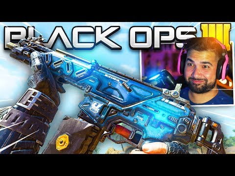 the PEACEKEEPER in Black Ops 4 is AMAZING..