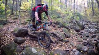 Jeff Lenosky Trail Boss: Farlow Gap
