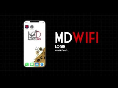 Tutorial App MD WiFi – Login