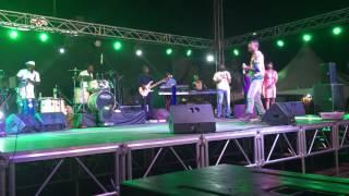 Akesse Brempong & TOJ-My World at Gospel Reggae Night