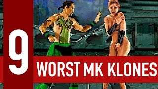 9 worst Mortal Kombat klones of all time