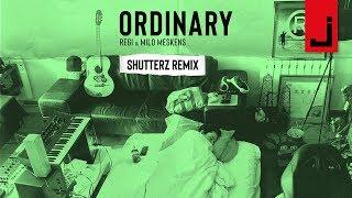 Regi & Milo Meskens   Ordinary (Shutterz Remix) + Lyrics