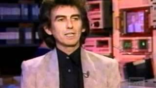 George Harrison Talks About Paul McCartney