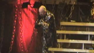 Judas Priest en Chile 2011 - Blood Red Skies
