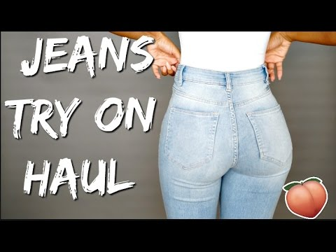 JEANS THAT MAKE YOUR BUTT LOOK GOOD!