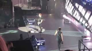 5 Seconds of Summer - End Up Here + Intro Live 12.5.15 Copenhagen(ROWYSOTour)