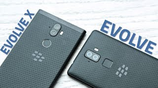 Blackberry Evolve X and Evolve First Look | Price, Specs, Launch Offers, More