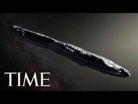 A Mysterious Object Flying Past The Sun Is First Confirmed Visitor From Another Solar System | TIME