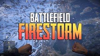 Battlefield Firestorm NEW Battle Royale