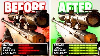 How to Make the LW3 TUNDRA OVERPOWERED in Black Ops Cold War.. (Best LW3-Tundra Class Setup)