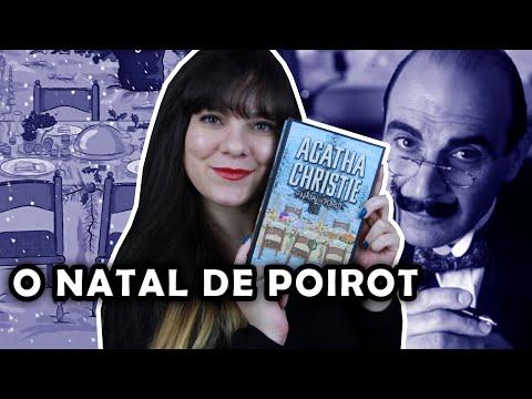 O Natal de Poirot - Agatha Christie [Livro x Filme]