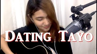 Dating Tayo - TJ Monterde (cover) - Rie Aliasas
