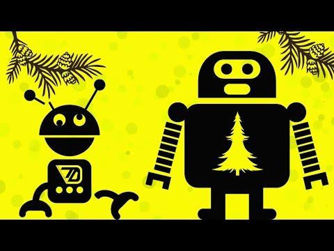 Роботы RKT8 и IST8. ОБЗОР ТАЙГА 8. Первый партнёр от робота!