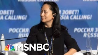 Recession Fears Rising As DOW Plunges For Second Day In A Row | Velshi & Ruhle | MSNBC