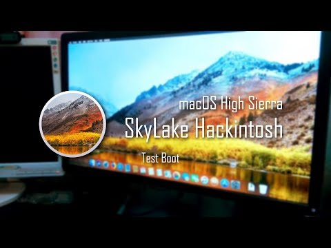 Asus Z170 Pro Gaming Hackintosh MacOS Sierra Setup + BIOS