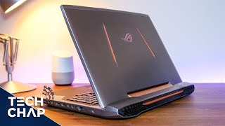 Tech Chap produced an amazing video review of our ASUS ROG G752