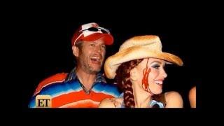 "Blake Shelton and Gwen Stefani ""Mine Would Be You"""