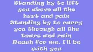 CHARICE You'll Never Stand Alone w lyrics